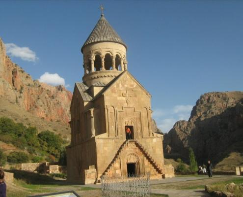 Kaukasus, Armenien